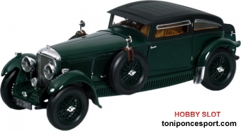 Bentley 6 1/12 Litre Blue Train Special 30 verde - Minichamps