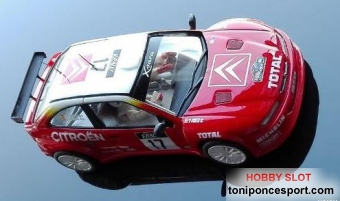 Citroen Xsara Kit Car 2� Rallye Tour de Corce 1999 - Jesus Puras