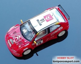 Citroen Xsara Kit Car Winner Rallye Tour de Corce 1999 - Philip Bugalski