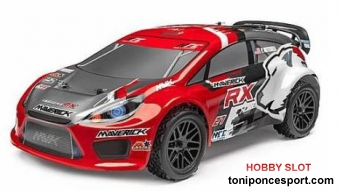 Coche Maverick EP Strada RX Brushless RTR