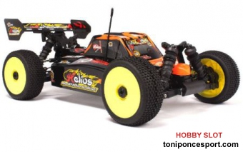 Buggy Helios Brushless RTR