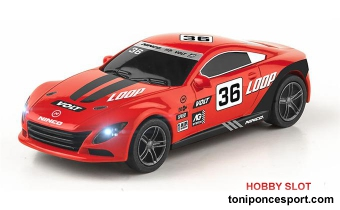 Coche Slot Car Red