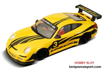 Porsche 997 Yellow n�3 DIGITAL