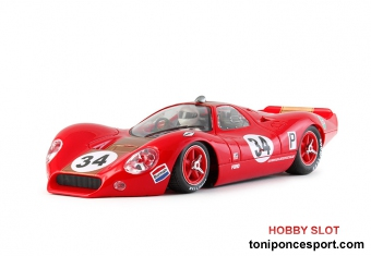 Ford P68 Brands Hatch 1968 #34 - SW Shark 20 Tampo Defect