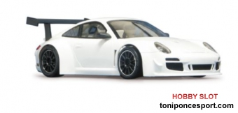 Porsche 997 RSR white racing body kit