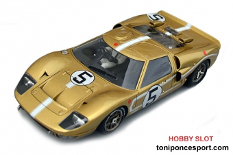 Ford MKII LM 1967 UK Lim. Edt. - Tampo Defect -