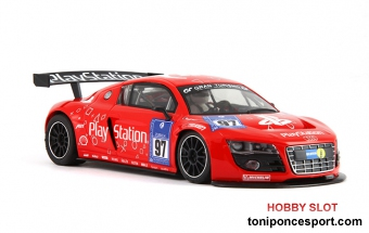 AUDI R8 LMS - PLAYSTATION #97 - Tampo Defect -