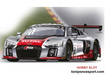 Audi R8 LMS 2016 WRT Team #1