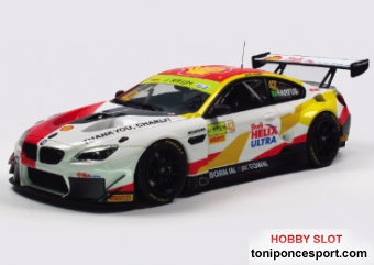 Bmw M6 Gt3 Special edition #3 Goodbye Charly team Schnitzer