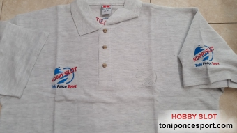 Polo Ponce Motorsport / HobbySlot To�i Ponce Sport - Talla M