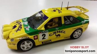 Ford Escort RS Cosworth Rally Isla Bonita 93 Ponce - Leon