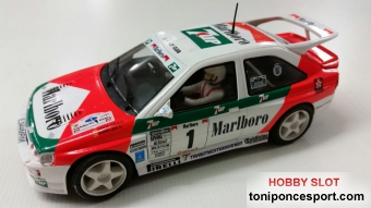 "Ford Escort RS Cosworth Rally Isla Bonita 95 ""Ponce - Leon"""