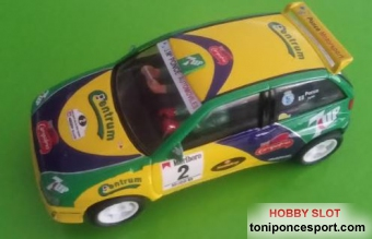 Seat Ibiza Kit-Car Rally Maspalomas 1997 Ponce - Leon