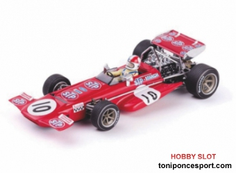 March 701 #10 Spa 1970 - Chris Amon -
