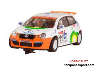 "Volkswagen Polo S-1600 South Africa Rally Championship ""BP"""