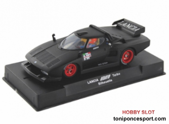 Lancia Stratos Gr.5 Black Edition 1008pcs.