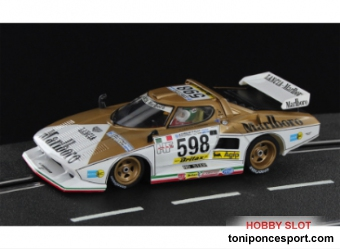 Lancia Stratos Turbo Gr.5 Gold Special Edition 240 pcs