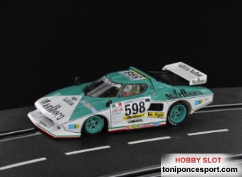 Lancia Stratos Turbo Gr.5 Menthol Milds Special Edition 240 pcs