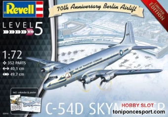 "Douglas C-54D Berlin Airlift ""70th Anniversary"""