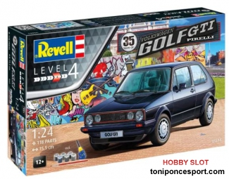 Volkswagen Golf GTI 35 Years Of Pirelli