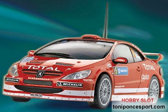 Peugeot 307 WRC 2004 Marcus Gronholm - Timo Rautiainen