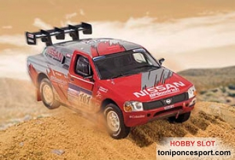 Nissan Pick-up McRae 1/32