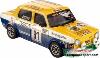 Sinca 1000 Rally 2 - 1975 Spa Francorchamps 1/32