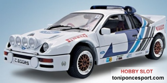 Ford RS 200 Rally