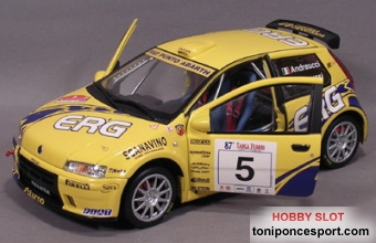 Fiat Punto Kit-Car 2003 Rally