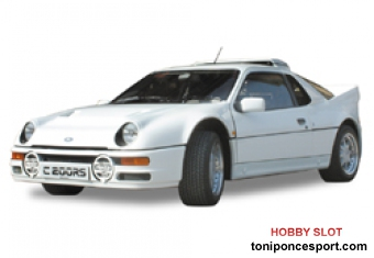 Ford RS 200 Blanco