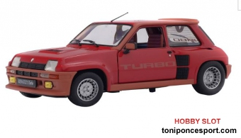 Renault 5 Turbo 1981