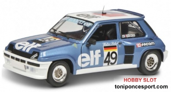 Renault 5 Turbo Rally European Cup 1981 W. Rohrl