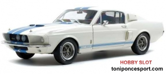 Ford Munstang shelby GT500 Coupe 1967