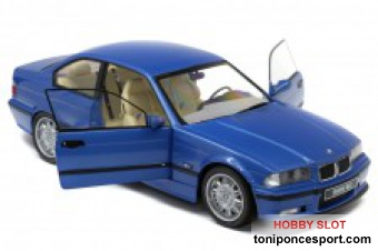 BMW M3 E36 COUPÉ AÑO 1994 COLOR BLUE ESTORIL