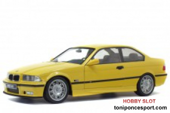 BMW M3 Coupe E36 1990 Amarillo