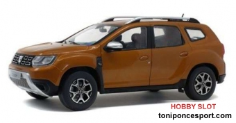 Dacia Duster MK2 Orange 2018 Renault