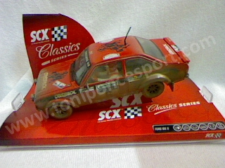 "Ford Escort MK II ""Dirt Effect"" - ""Classics Series"""