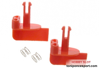 Guia Clip-in Home Rally (7mm. profundidad) con suspension