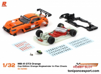 MB-A GT3 Cup Edition Orange Anglewinder In-Flex Chasi