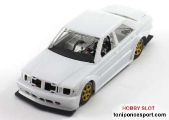 Mercedes 190E DTM White Racing Kit
