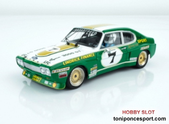 Ford Capri 2600 LV Brands Hatch 1973 Dave