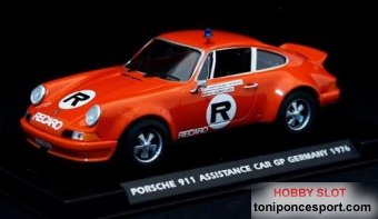 Porsche 911 Assistance Car GP Gemany 1976