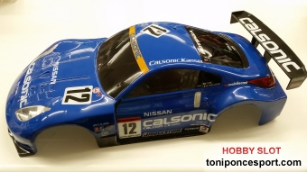 Carroceria Nissan Calsonic N�12