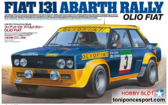 Fiat 131 Abarth Rally OlioFiat
