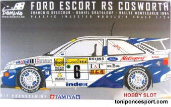Ford Escort RS Cosworth Rally Montecarlo 1994 DMN24144