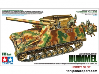 Tanque Hummel ( Late Production )