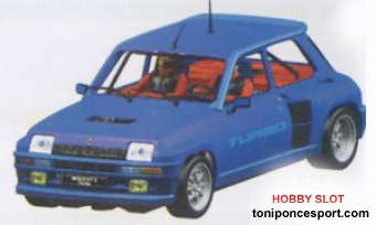"Renault 5 Turbo 1 ""Road Car"""
