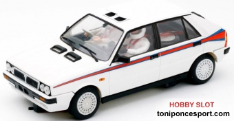 "Lancia Delta HF 4WD ""Test Car Martini"""