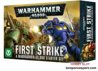 First Strike A Warhammer 40,000 Starter Set
