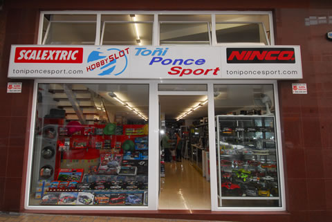 Hobby Slot Toñi Ponce Sport
